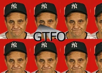 Bye Bye Joe Torre