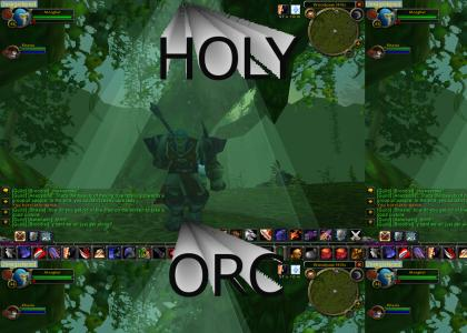 Holy Orc