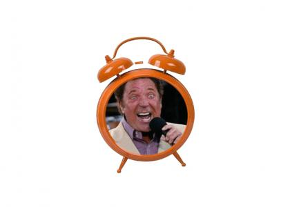 Tom Jones Alarm Clock