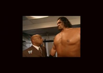 Wrestling is Fake.