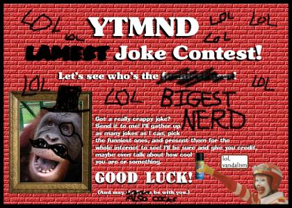 YTMND Joke Contest!