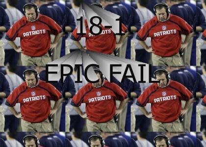 18 - 1 = EPIC FAIL