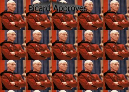 Picard Song Remix (Picard Approves)