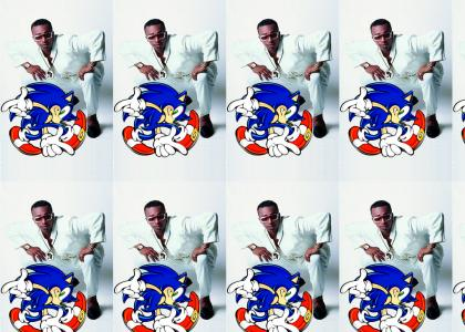 Sonic and MC Hammer give advice