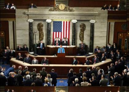 Tim Allen Addresses Congress
