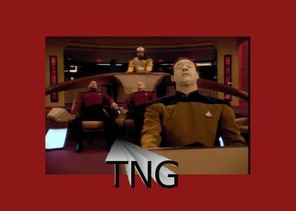 Star Trek: TNG song