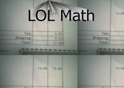 LOL Math