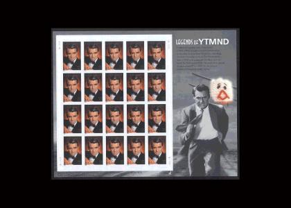 CARY GRANT STAMP