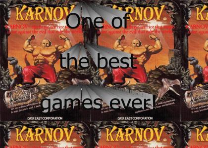 Karnov!