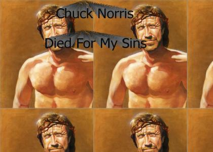 The Passion Of The Chuck