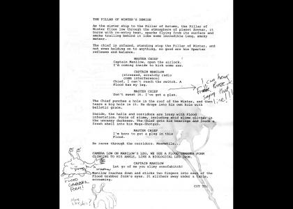 Halo Movie Script Leaked
