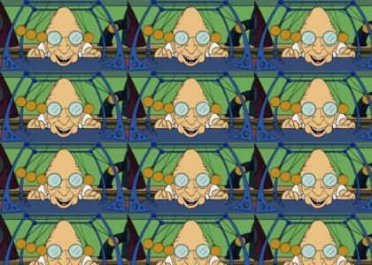 Professor Farnsworth is a genius.