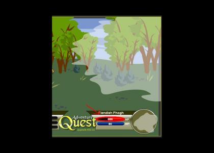 Adventure Quest is satanic