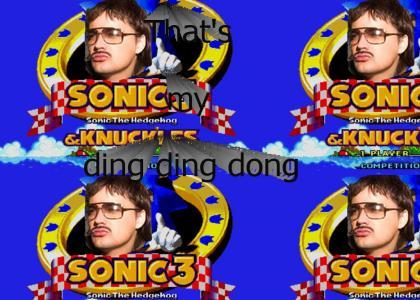 sonic says....(tralala version)