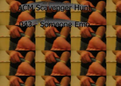 043 - Someone Emo