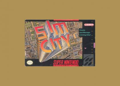Classictmnd: Sim City