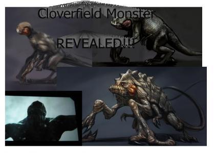 Cloverfield Monster FINALLY REVEALED!!!