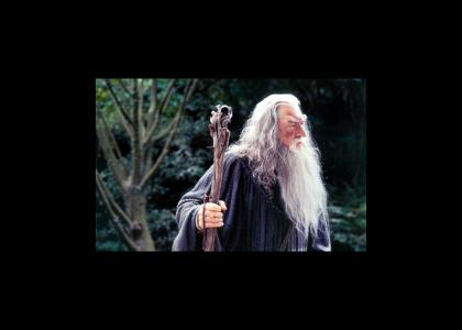 (Worksafe) Gandalf Prank Call