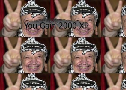 Yassir Arafat is Dead.