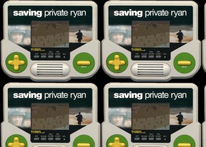 Saving Private Ryan, The Handheld Video Game!