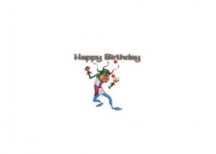 The Happy Birthday Song