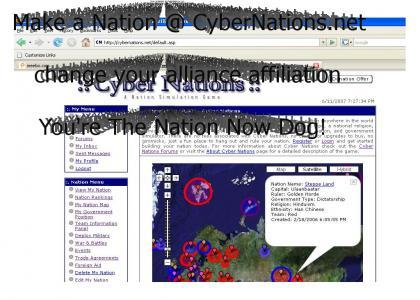 CyberNations Raid!