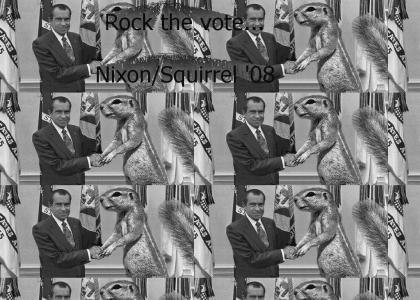 More Nixon Squirrel '08