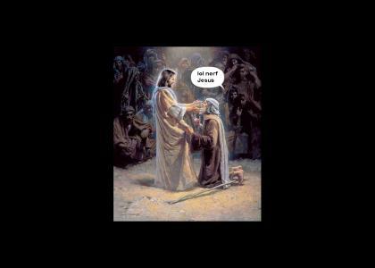 lol nerf Jesus