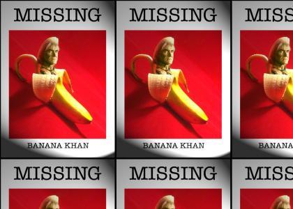 Banana Khan!