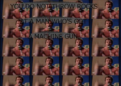 Roddy Piper's Words of Wisdom