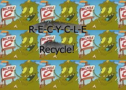 Rocko - The Recycle Song