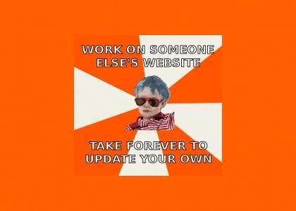 Advice Max Speaks
