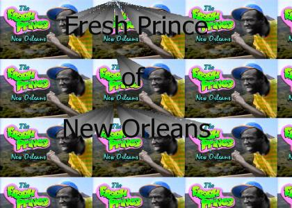 Fresh Prince of New Orleans