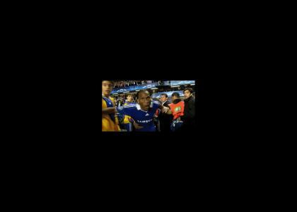 UEFATMND: Didier Drogba TV Oops