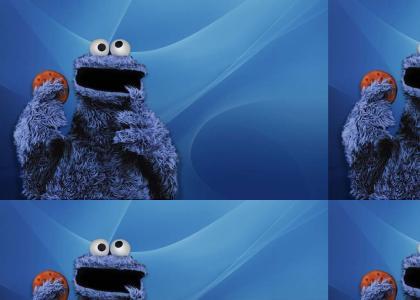 Cookie Monster is DEATH METAL