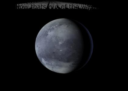 Pluto: Lets get this over with