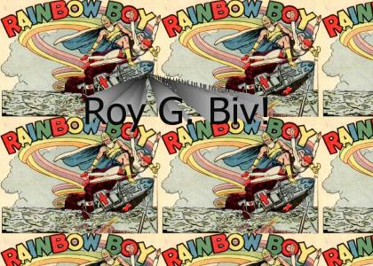 It's RainbowBoy!!!!!