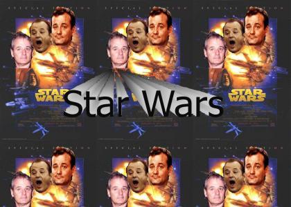 Bill Murray sings Star Wars
