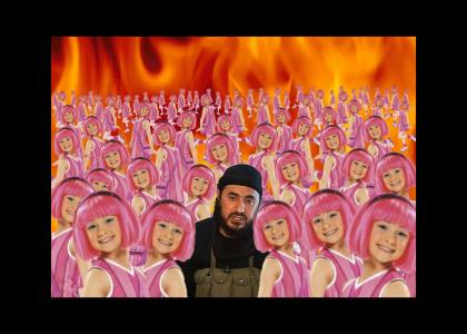Zarqawi's Lazy 72 Virgins