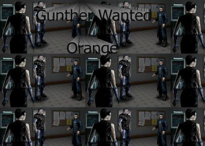 I wanted orange!