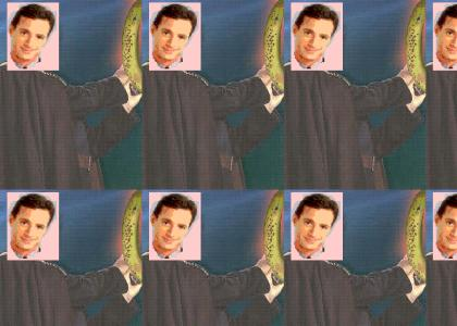 bob saget is god he will eat you all