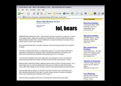 lol, bears