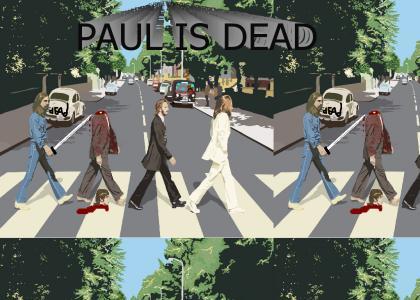 Paul is really dead