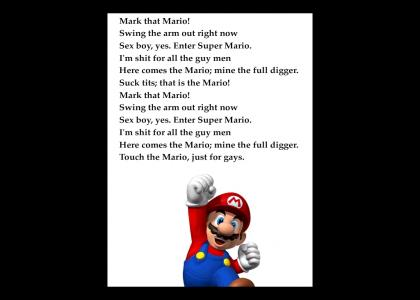 Another German Mario Interpretation
