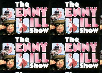 Eminem vs Benny Hill