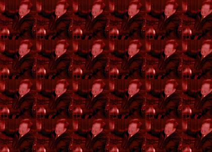 Conan O'Brien raves.