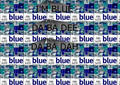 Blue (da ba dee): In GLORIOUS 8-bit