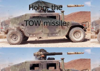 Hoho, the TOW missile