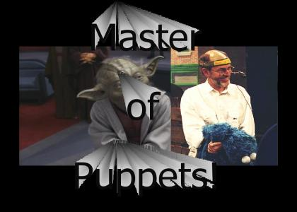 Frank Oz is the...
