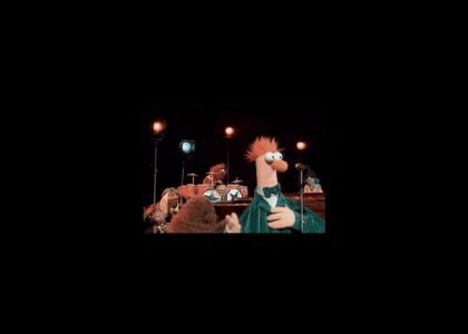 Muppets Monkey Business